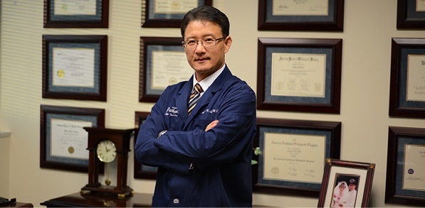Dr. Andrew K Lee portrait