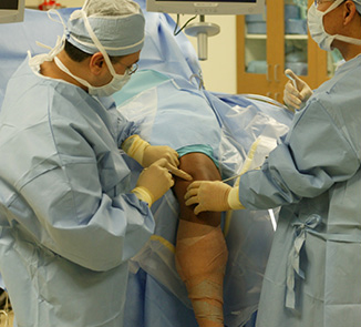 Orthopedics Knee Surgery