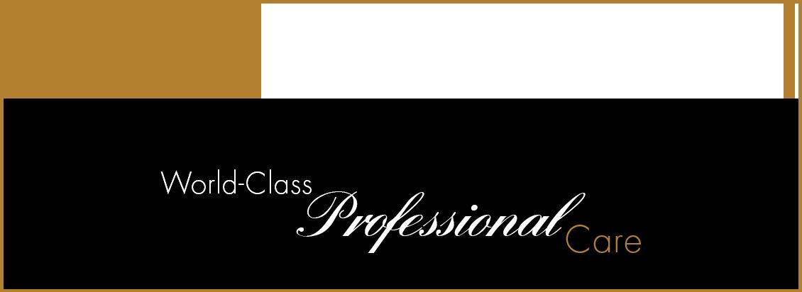 World-Class Professional Care